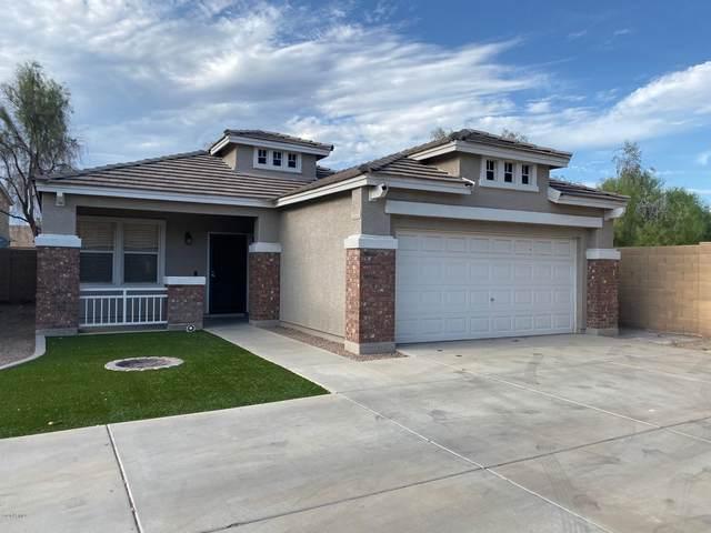2223 S Gordon, Mesa, AZ 85209 (MLS #6107589) :: Arizona Home Group