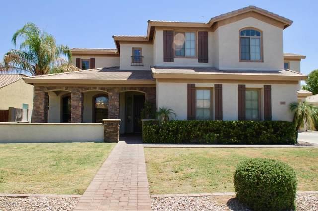 1267 E Flamingo Drive, Gilbert, AZ 85297 (MLS #6107614) :: Klaus Team Real Estate Solutions