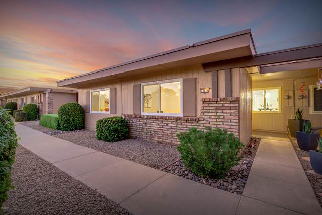 13879 N 111TH Avenue, Sun City, AZ 85351 (MLS #6107657) :: Long Realty West Valley