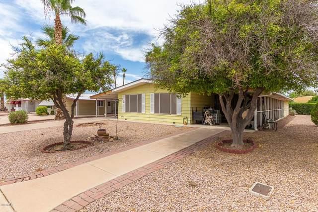 8926 E Utah Avenue, Sun Lakes, AZ 85248 (MLS #6107691) :: Brett Tanner Home Selling Team
