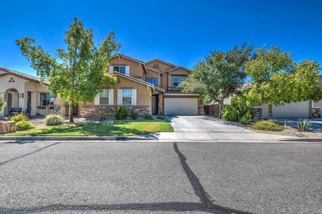 1033 E Pasture Canyon Drive, San Tan Valley, AZ 85143 (MLS #6107726) :: Klaus Team Real Estate Solutions