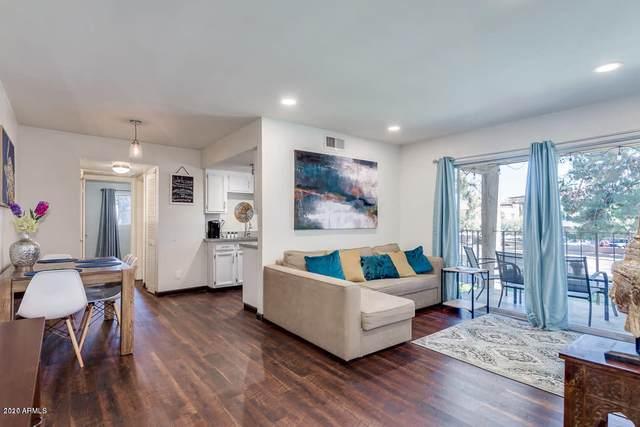 7430 E Chaparral Road A209, Scottsdale, AZ 85250 (MLS #6107733) :: Brett Tanner Home Selling Team