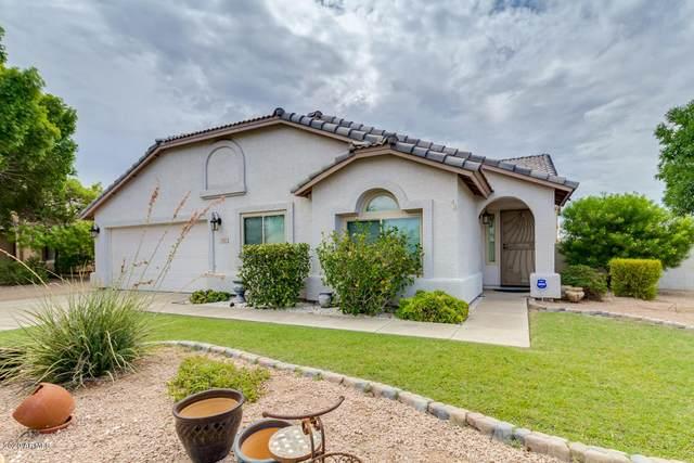 7907 E Des Moines Street, Mesa, AZ 85207 (MLS #6107760) :: The Laughton Team