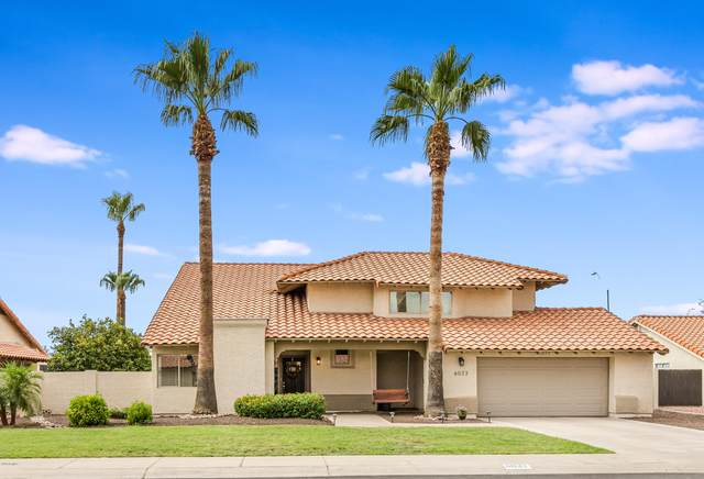 6033 E Beck Lane, Scottsdale, AZ 85254 (MLS #6107772) :: Lucido Agency