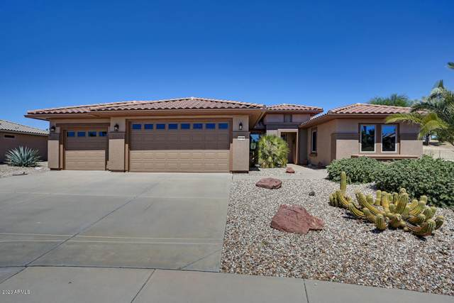 20186 N Horse Trail Drive, Surprise, AZ 85374 (MLS #6107840) :: neXGen Real Estate