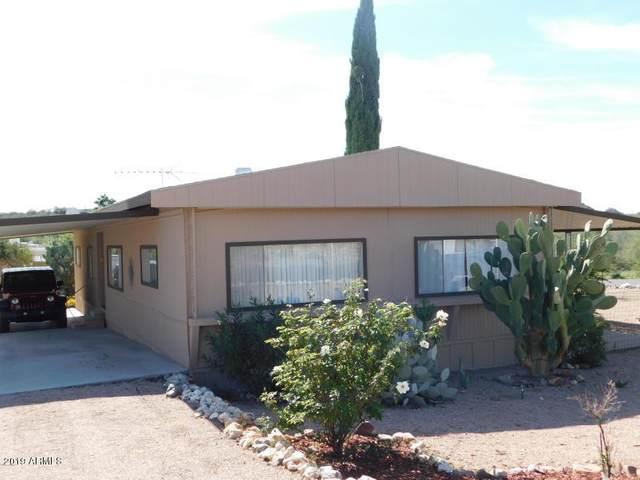 27 E Donna Drive, Queen Valley, AZ 85118 (MLS #6107843) :: Brett Tanner Home Selling Team