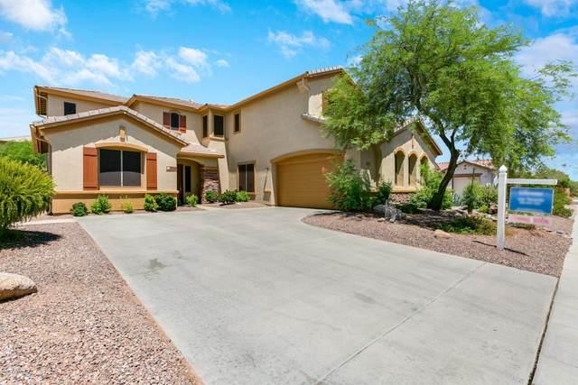3726 W Links Drive, Phoenix, AZ 85086 (MLS #6107890) :: Riddle Realty Group - Keller Williams Arizona Realty