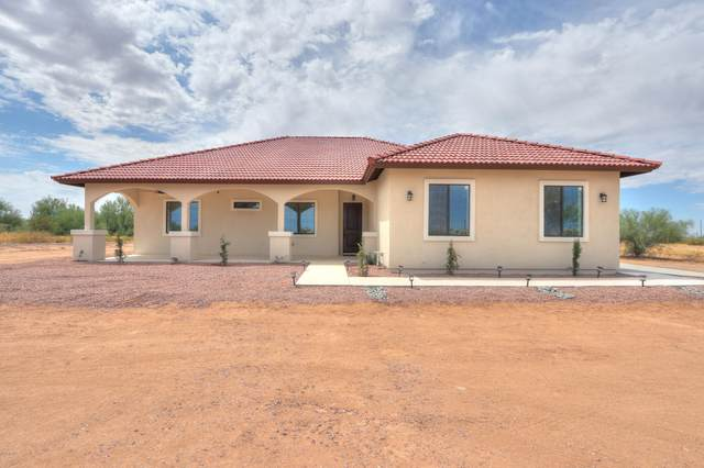 24559 E Hoyt Road, Florence, AZ 85132 (MLS #6107893) :: Arizona Home Group