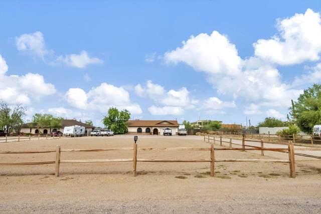 2160 N 77TH Place, Mesa, AZ 85207 (MLS #6107987) :: REMAX Professionals