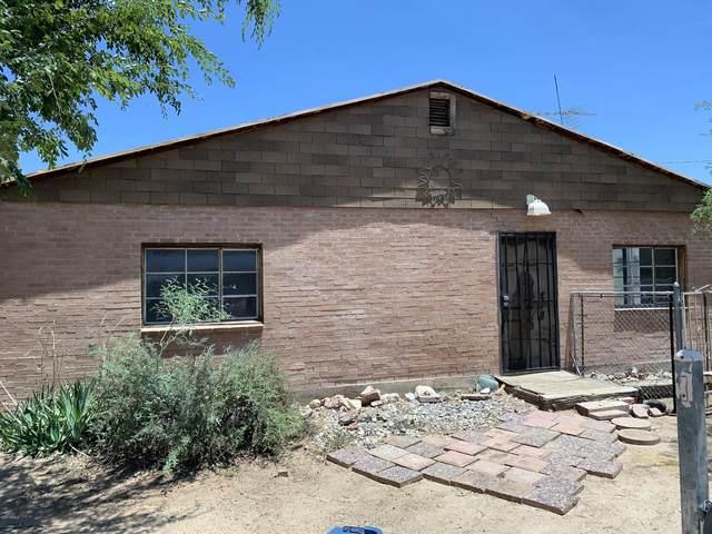 21534 W Hovey Avenue, Wittmann, AZ 85361 (MLS #6108000) :: The Laughton Team