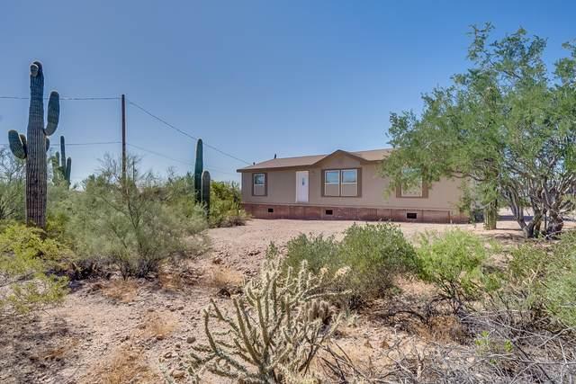 4250 N Warner Drive, Apache Junction, AZ 85120 (MLS #6108097) :: Brett Tanner Home Selling Team