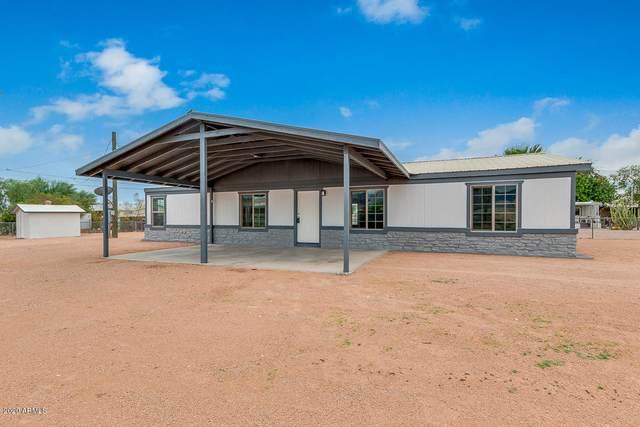 1561 E 22ND Avenue, Apache Junction, AZ 85119 (MLS #6108111) :: Brett Tanner Home Selling Team