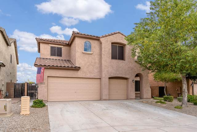 3359 N 301ST Drive, Buckeye, AZ 85396 (MLS #6108113) :: Openshaw Real Estate Group in partnership with The Jesse Herfel Real Estate Group