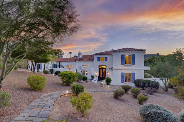 7838 N 54TH Place, Paradise Valley, AZ 85253 (MLS #6108144) :: Klaus Team Real Estate Solutions