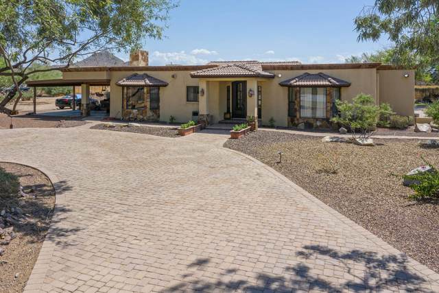 1734 W Desert Hollow Drive, Phoenix, AZ 85085 (MLS #6108166) :: The Laughton Team