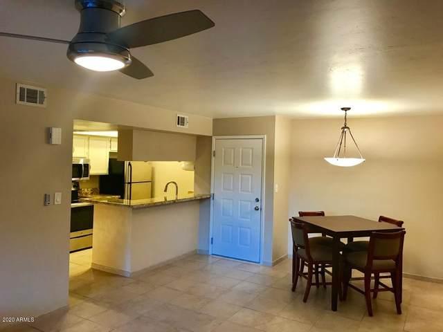 540 N May Street #2116, Mesa, AZ 85201 (MLS #6108201) :: Howe Realty