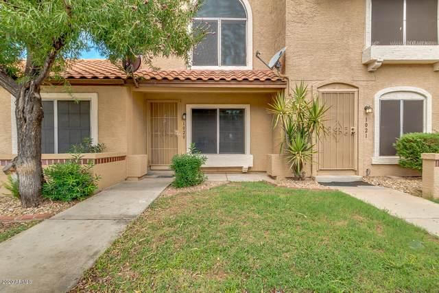 4601 N 102ND Avenue #1020, Phoenix, AZ 85037 (MLS #6108207) :: The Laughton Team