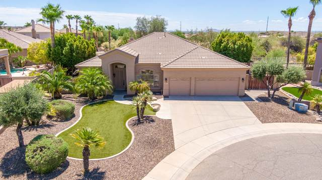 16411 S 15TH Drive, Phoenix, AZ 85045 (MLS #6108260) :: Yost Realty Group at RE/MAX Casa Grande