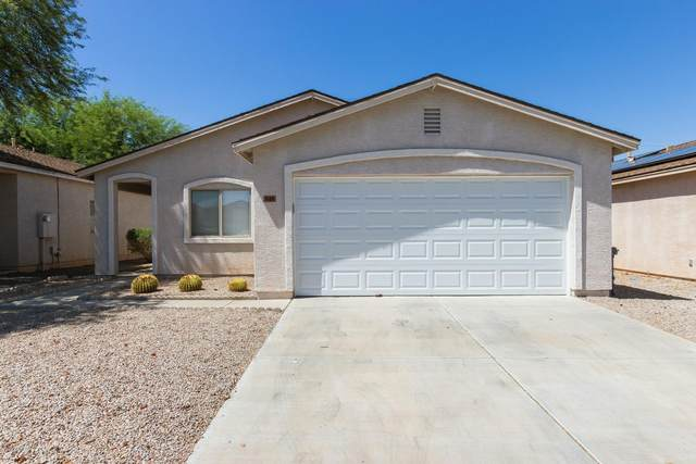 948 E Silversmith Trail, San Tan Valley, AZ 85143 (MLS #6108278) :: Dijkstra & Co.