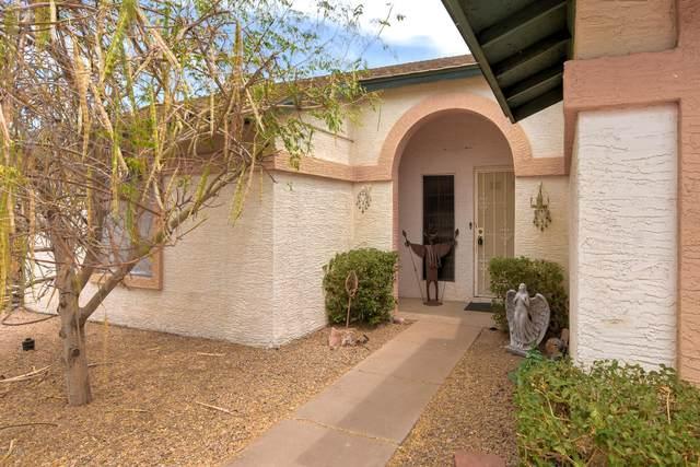 6232 E Casper Street, Mesa, AZ 85205 (MLS #6108284) :: The Laughton Team