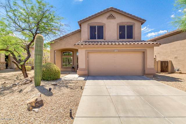 10423 E Hillery Drive, Scottsdale, AZ 85255 (MLS #6108299) :: The W Group