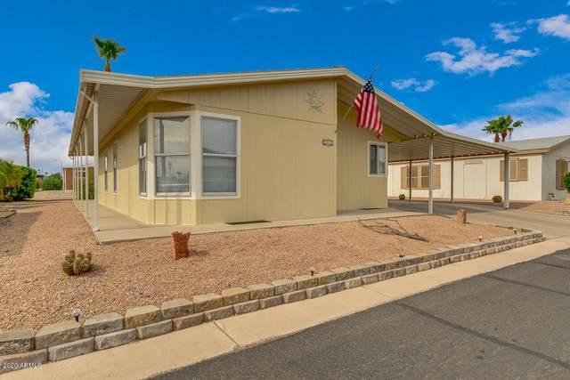 2400 E Baseline Avenue #145, Apache Junction, AZ 85119 (MLS #6108374) :: Klaus Team Real Estate Solutions
