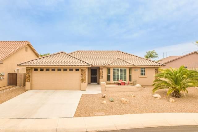 10819 E Ocaso Avenue, Mesa, AZ 85212 (MLS #6108376) :: CANAM Realty Group