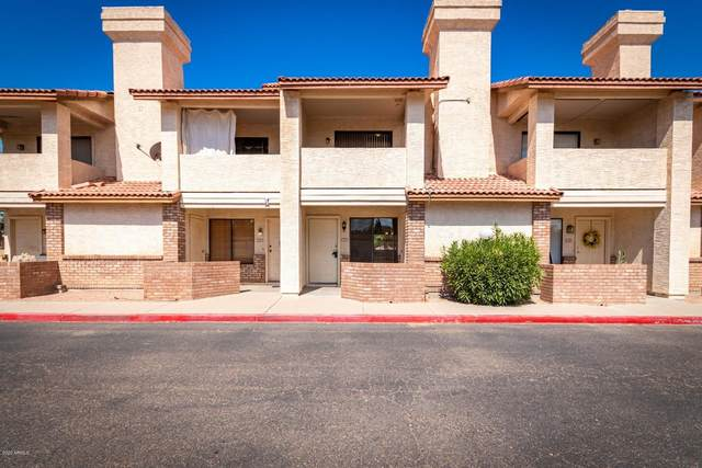 1029 W 5TH Street #103, Tempe, AZ 85281 (MLS #6108428) :: Howe Realty