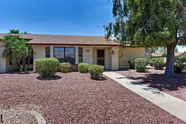 18410 N Spanish Garden Drive, Sun City West, AZ 85375 (MLS #6108442) :: Brett Tanner Home Selling Team