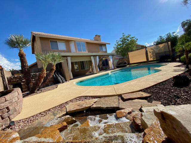 9164 W Crocus Drive, Peoria, AZ 85381 (MLS #6108502) :: The Bill and Cindy Flowers Team