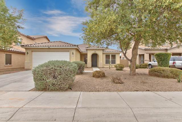 45498 W Morning View Lane, Maricopa, AZ 85139 (MLS #6108505) :: Keller Williams Realty Phoenix