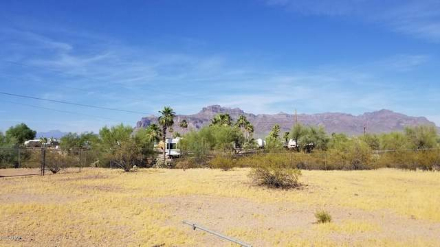 2171 E 22ND Avenue, Apache Junction, AZ 85119 (MLS #6108513) :: RE/MAX Desert Showcase