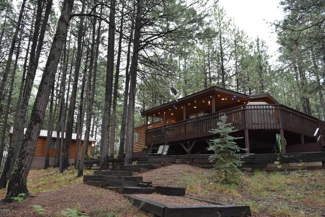 2421 Poplar Drive, Forest Lakes, AZ 85931 (MLS #6108553) :: neXGen Real Estate