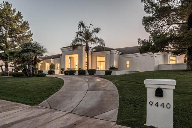 9440 N 57TH Street, Paradise Valley, AZ 85253 (MLS #6108554) :: Lifestyle Partners Team
