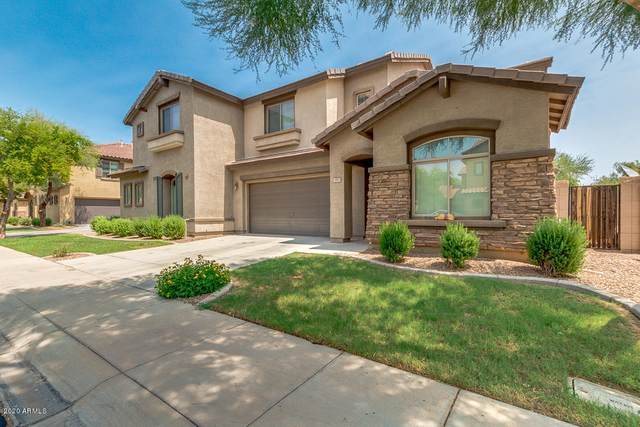 2907 S Nielson Street, Gilbert, AZ 85295 (MLS #6108557) :: Lux Home Group at  Keller Williams Realty Phoenix
