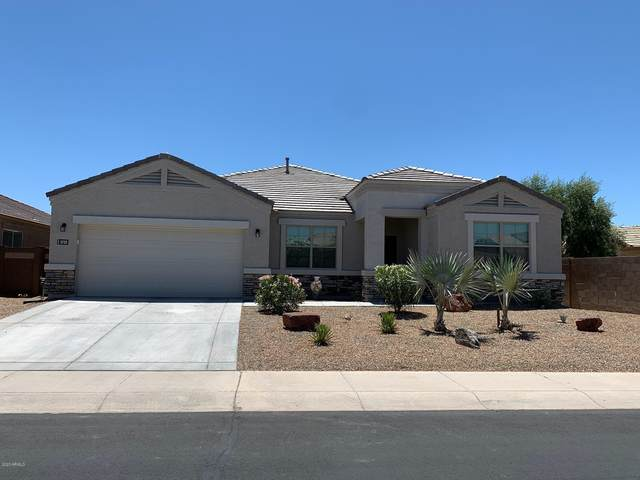 3733 N 304TH Avenue, Buckeye, AZ 85396 (MLS #6108625) :: Openshaw Real Estate Group in partnership with The Jesse Herfel Real Estate Group