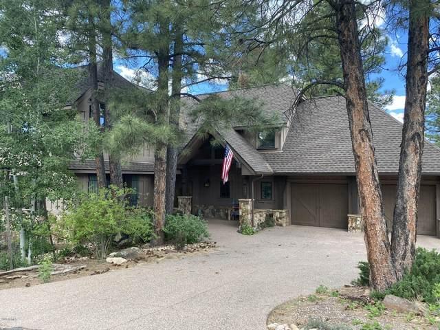 1695 E Singletree Court, Flagstaff, AZ 86005 (MLS #6108631) :: Klaus Team Real Estate Solutions