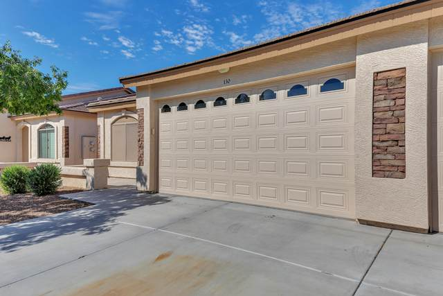 10960 E Monte Avenue #130, Mesa, AZ 85209 (MLS #6108637) :: Long Realty West Valley