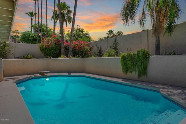 2011 E Orangewood Avenue, Phoenix, AZ 85020 (MLS #6108652) :: Brett Tanner Home Selling Team