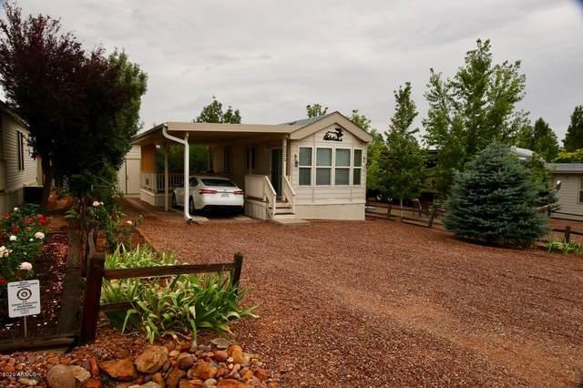 2220 Rodeo Road, Overgaard, AZ 85933 (MLS #6108712) :: Brett Tanner Home Selling Team