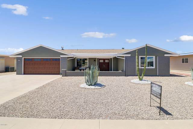 14014 N Cameo Drive, Sun City, AZ 85351 (MLS #6108756) :: Brett Tanner Home Selling Team