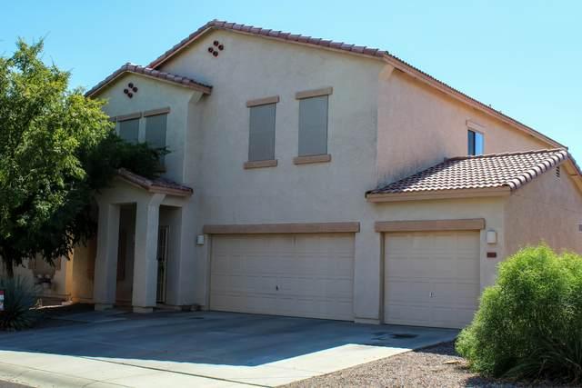 15434 N 169TH Lane, Surprise, AZ 85388 (MLS #6108758) :: Arizona Home Group