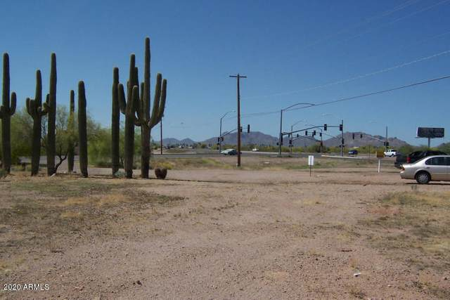 1483 S Tomahawk Road, Apache Junction, AZ 85119 (MLS #6108779) :: Howe Realty