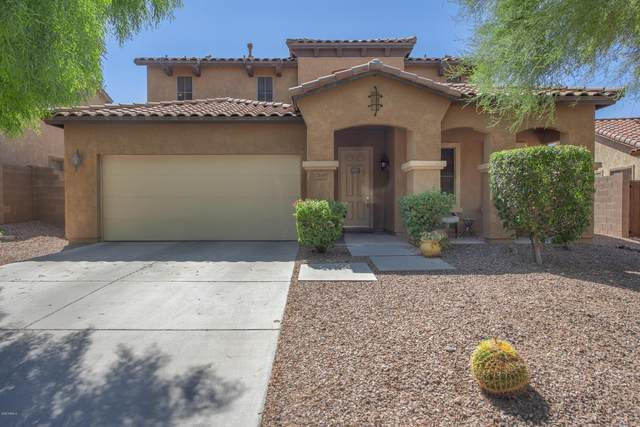 12649 W Duane Lane, Peoria, AZ 85383 (MLS #6108791) :: Maison DeBlanc Real Estate