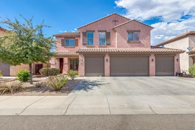 2270 W Mila Way, Queen Creek, AZ 85142 (MLS #6108816) :: Klaus Team Real Estate Solutions