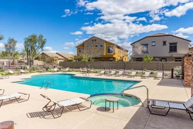 2725 E Mine Creek Road #1252, Phoenix, AZ 85024 (MLS #6108844) :: Klaus Team Real Estate Solutions