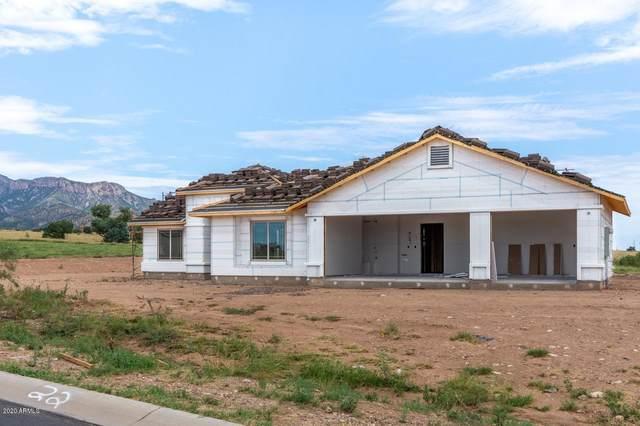 6676 E Saddlehorn Circle Lot 22, Hereford, AZ 85615 (MLS #6108873) :: Service First Realty