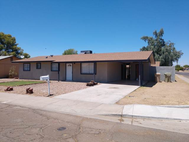 5704 W Altadena Avenue, Glendale, AZ 85304 (MLS #6108894) :: The Daniel Montez Real Estate Group