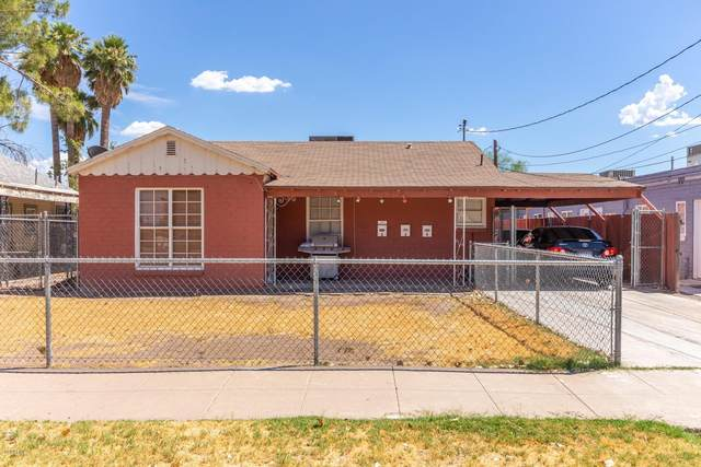 15 E 2ND Avenue, Mesa, AZ 85210 (MLS #6108925) :: Nate Martinez Team