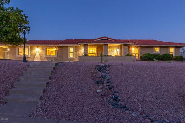 12009 N Organpipe Circle, Fountain Hills, AZ 85268 (MLS #6109031) :: Conway Real Estate